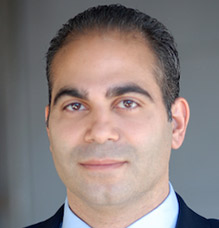 Headshot of Allen Kamrava