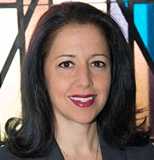 Headshot of Danielle Salem-Kassin