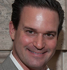 Headshot of David Kekst