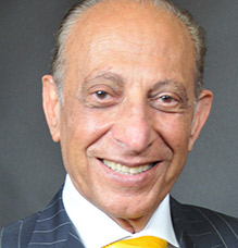 Headshot of Honorable Jimmy Delshad