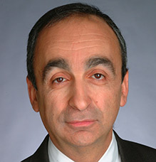 Headshot of Joseph Gabbaian
