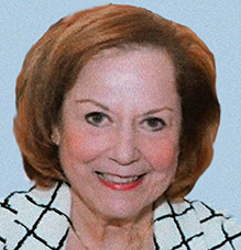 Headshot of Judith Galperson