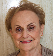 Headshot of Roz Goldstine