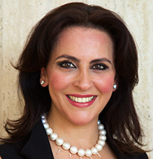 Headshot of Sharona R. Nazarian